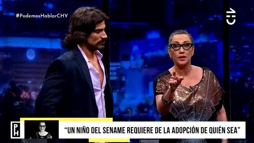 Intervenciones de Marisela Santibáñez y Sebastián Ramírez en Podemos hablar desató molestia en redes