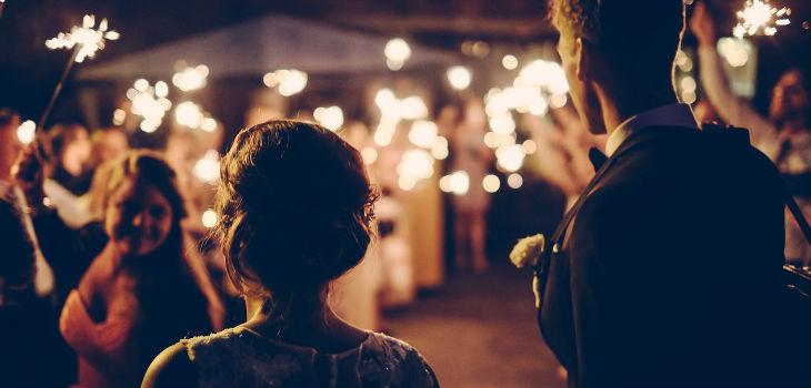 La fiesta que replica a un matrimonio