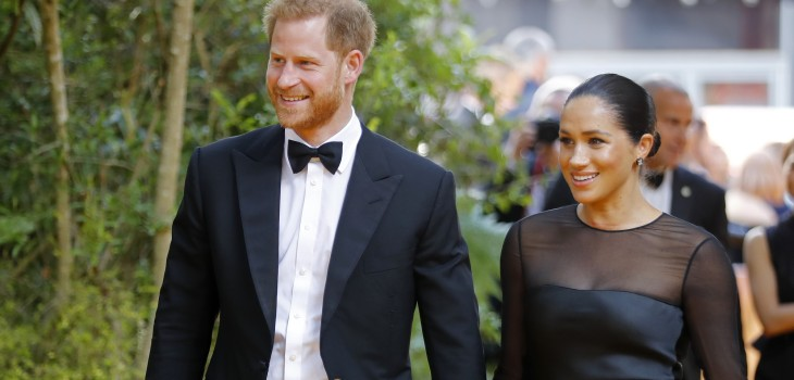 Príncipe Harry y Meghan Markle dejaron de seguir a todos en Instagram...pero por una buena causa