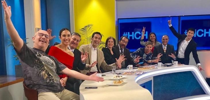 Despiden a periodista de Hola Chile