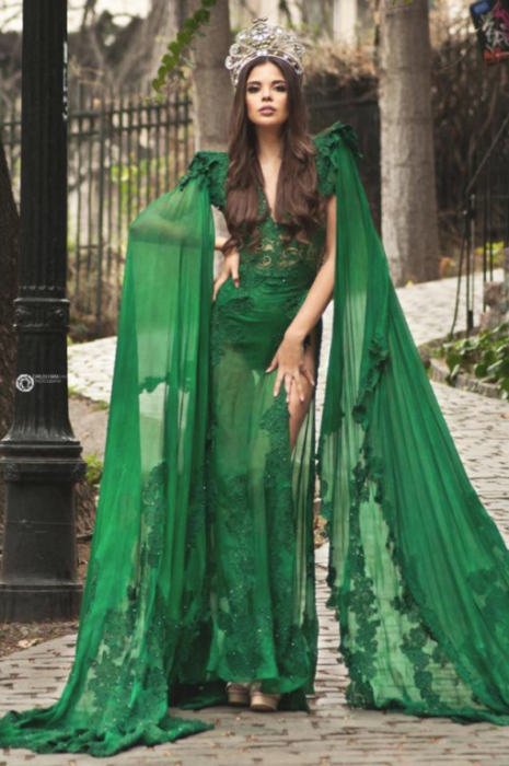 Ganadora Miss Earth Chile