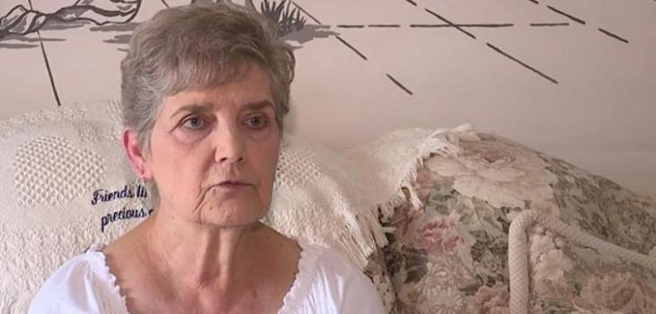 anciana de 79 años fue condenada a 10 dias de prision