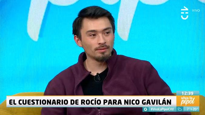 """Actitud insistente de Rocío Marengo con Nico Gavilán en """"Viva la pipol"""" molestó a televidentes"""