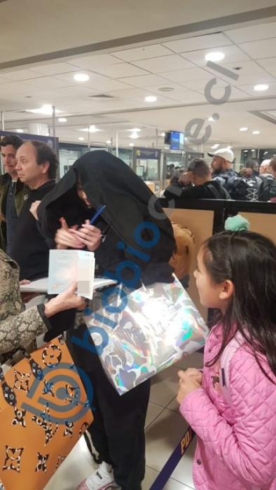 Paloma es sorprendida en aeropuerto de Miami