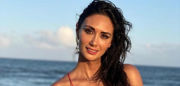 Pamela Díaz publicó divertidos videos de su hija Pascuala
