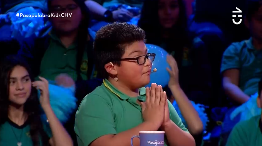 Niño de Pasapalabra Kids lanzó comentario contra el reguetón que fue ovacionado