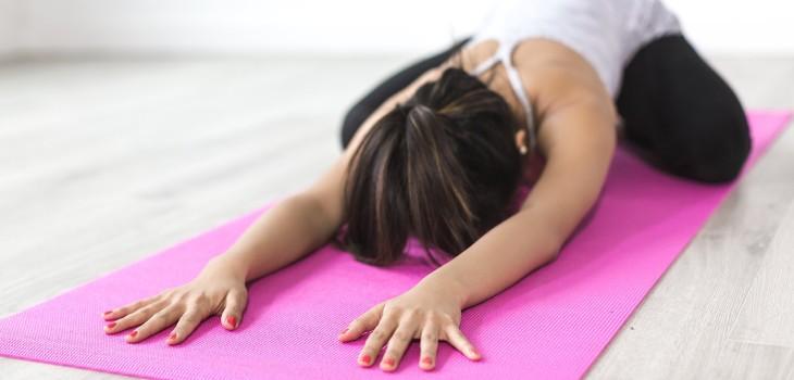 Los ejercicios de yoga para fortalecer tu espalda