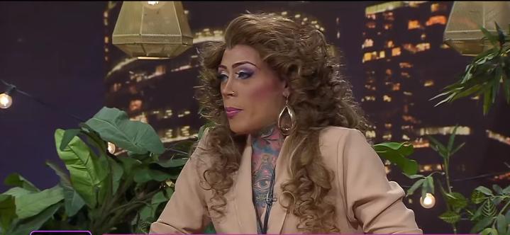 'La Pola' reapareció en 'No culpes a la noche' y aclaró los reales motivos de su salida de la TV