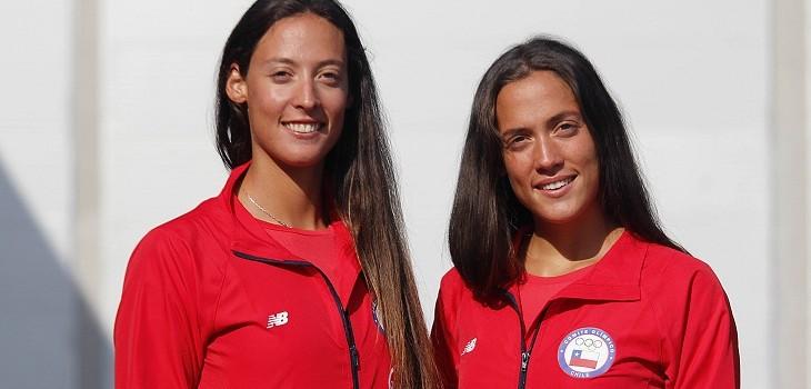 hermanas abraham consiguen medalla de oro