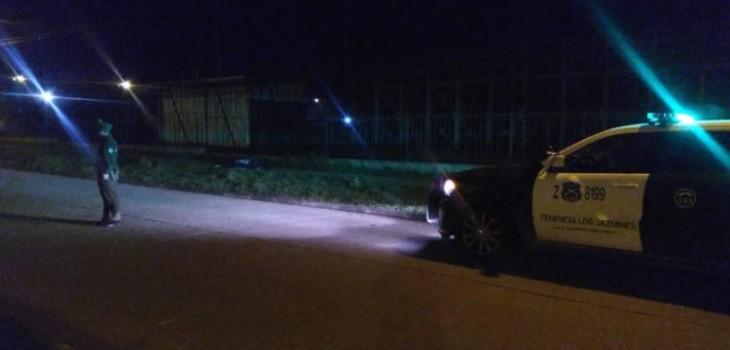 Reportan presunto femicidio en Valdivia: cuerpo fue hallado en la vía pública