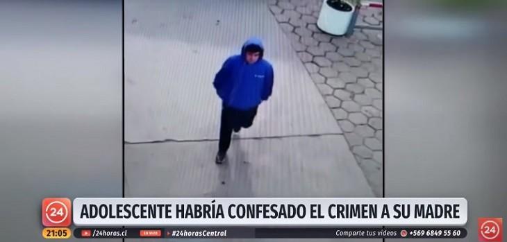 videos en crimen de joven scout