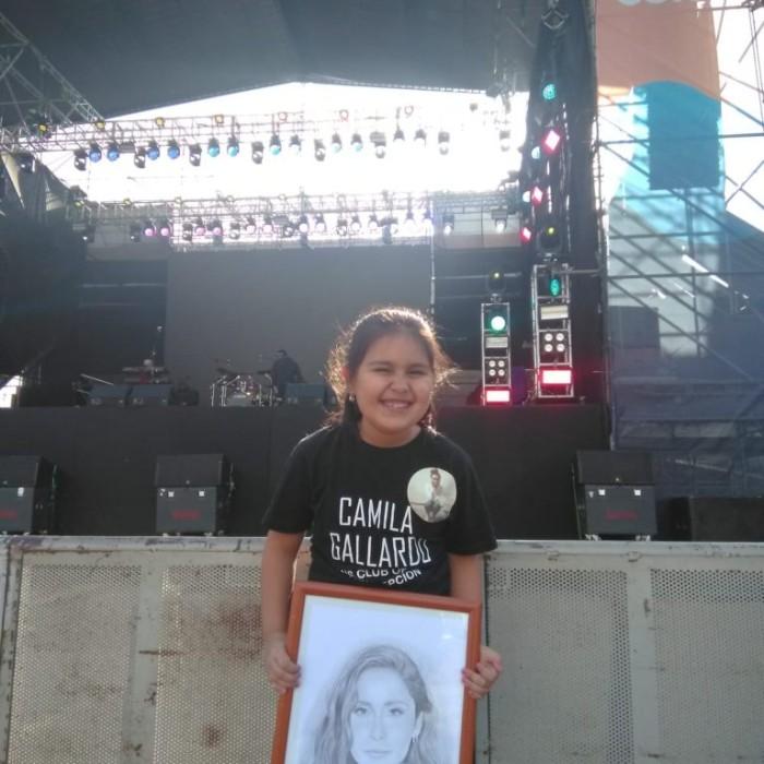 Show Camila Gallardo