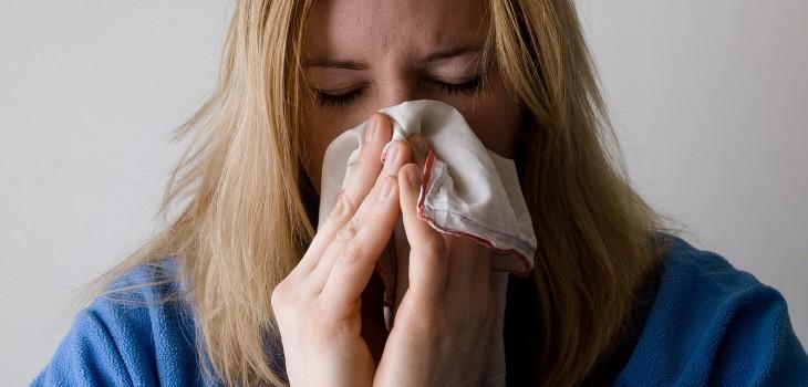Sangrado nasal