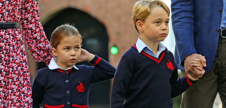 Reina Isabel II reveló que la princesa Charlotte es la