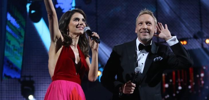 confirman a Martín Cárcamo y María Luisa Godoy como los animadora de Viña 2020
