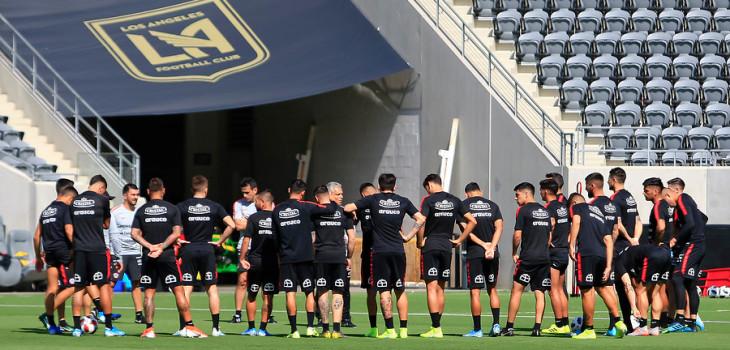 Cambian horario del partido de la roja y selección argentina