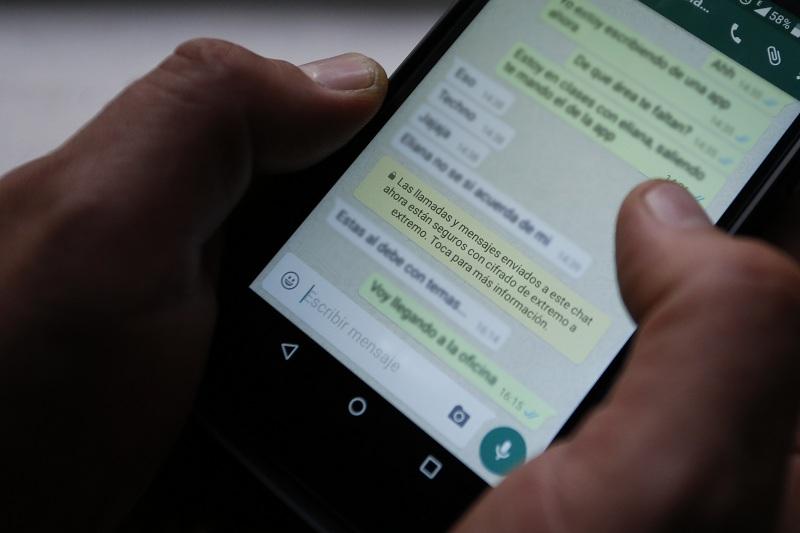 Ahora puedes revisar el mensaje eliminado de Whatsapp