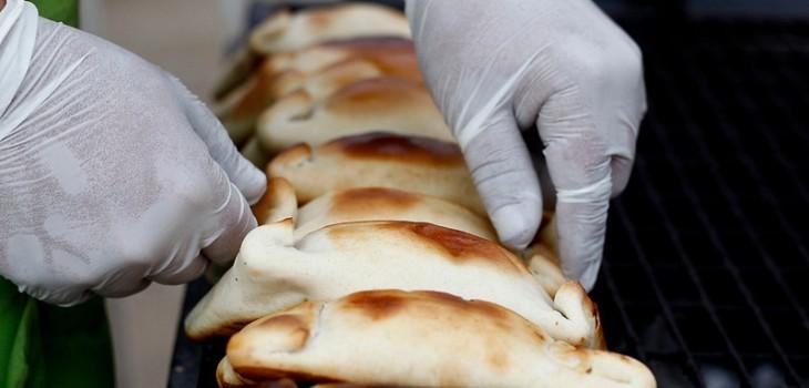 Cathy Barriga empanadas