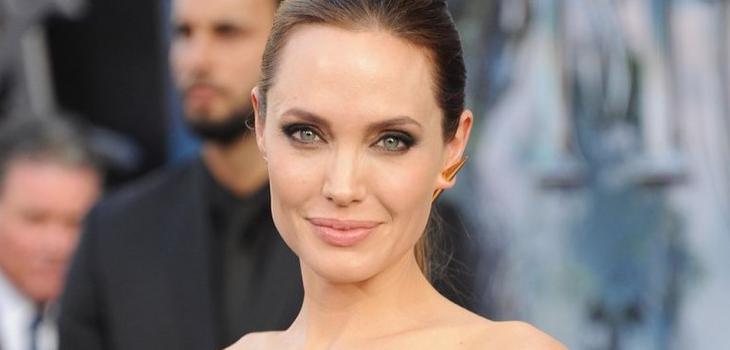 la transformación de Angelina Jolie para volverse Maléfica