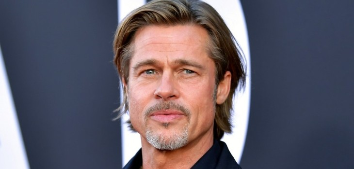 Brad Pitt en estreno de Ad Astra