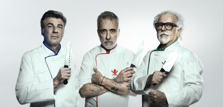 Nuevo programa El Discípulo del Chef ya tiene fecha de estreno