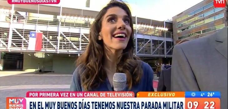 La sorpresa que emocionó a María Luisa Godoy en Muy Buenos Días: la sorprendieron con particular melodía