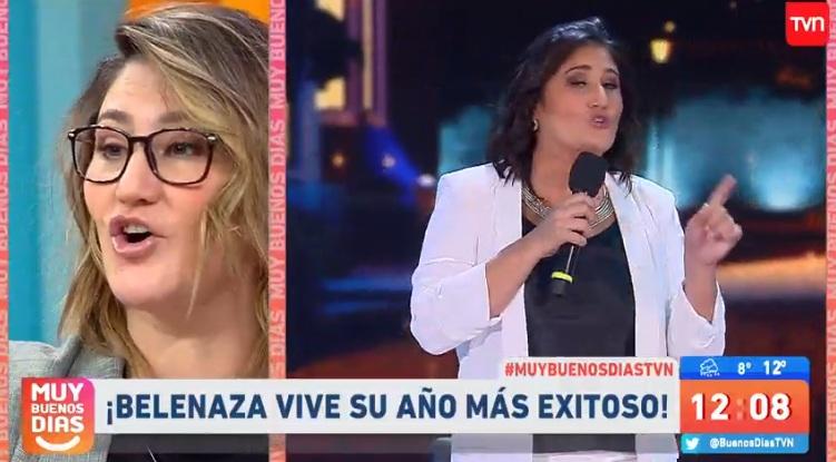 Belén Mora se incorpora al matinal de TVN