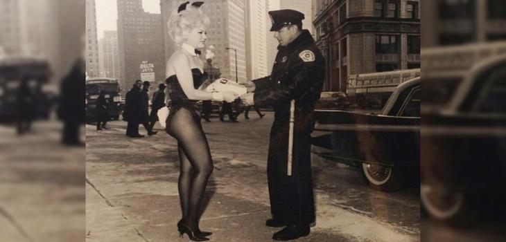 Playboy, una de las revistas señaladas por desprestigiar y exponer la sexualidad de la mujer dentro de la sociedad, no titubeo al momento de dar una mano a la organización que tenía como objetivo desarticular la impunidad en los delitos de violación.