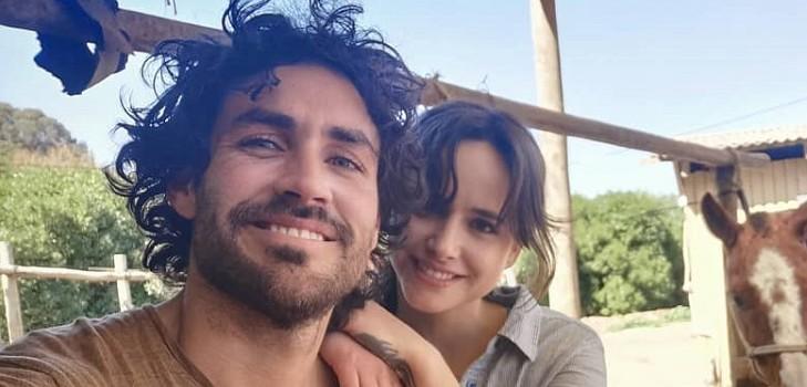 Ya no esconde su amor: Juanita Ringeling compartió tierna postal de Matias Assler
