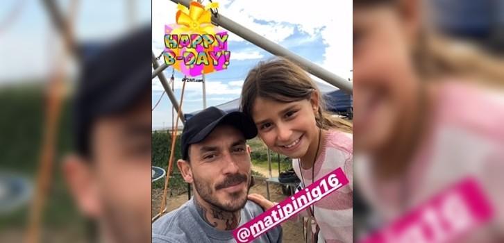 Instagram |Mauricio Pinilla