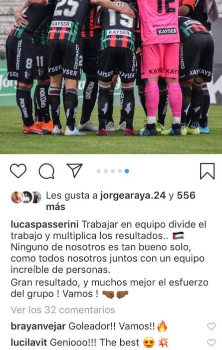 Lucas Passerini   Instagram