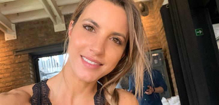 Lucila Vit enamorada de Lucas Passarini