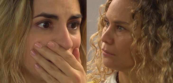 Verdades Ocultas: Agustina le confesó a María Luisa su verdadero motivo de su regreso a Chile