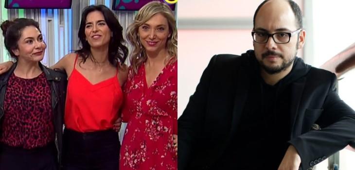 Red de Actrices Chilenas exige a Canal 13 transparentar si Nicolás López está detrás de