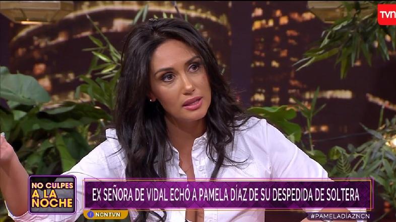 La divertida anécdota de Pamela Díaz y Rocío Marengo en despedida de soltera de Marité Matus