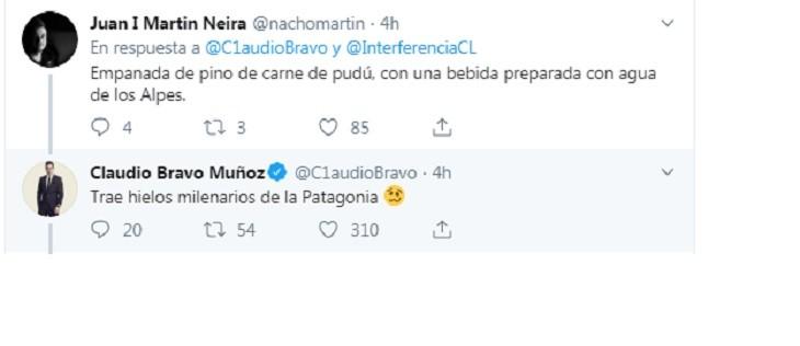 Twitter | Claudio Bravo