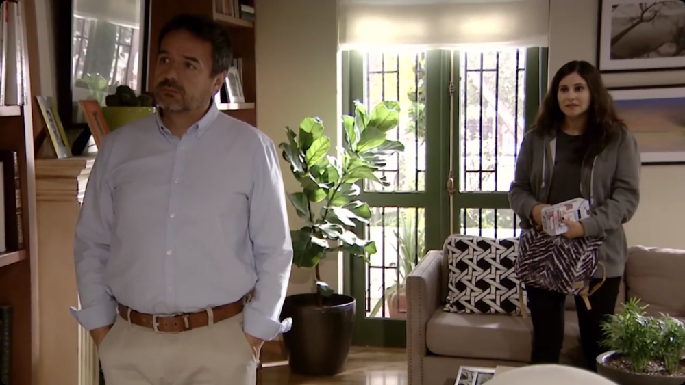 """Claudio Arredondo contó cómo logró bajar 14 kilos para su personaje en """"Juegos de Poder"""""""