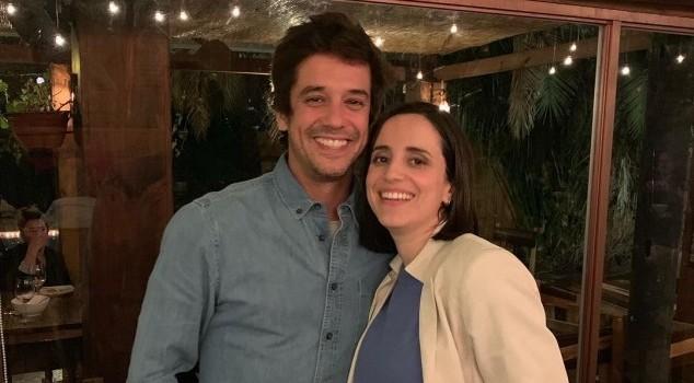 Matías Oviedo y Camila Hirane en Brasil