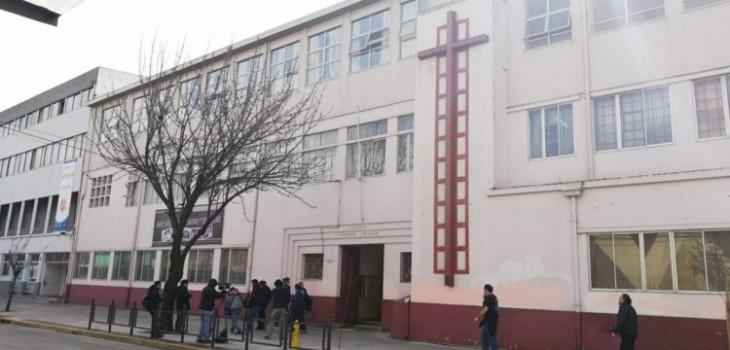 Niña de 11 años murió durante taller folclórico del Colegio del Sagrado Corazón de Concepción