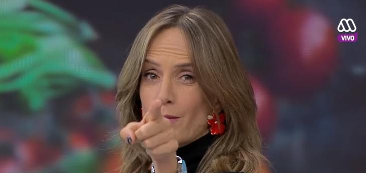 Diana Bolocco enfrentó a Kika Silva