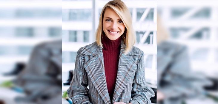 Emilia Daiber será la conductora de 'El Discípulo del Chef'