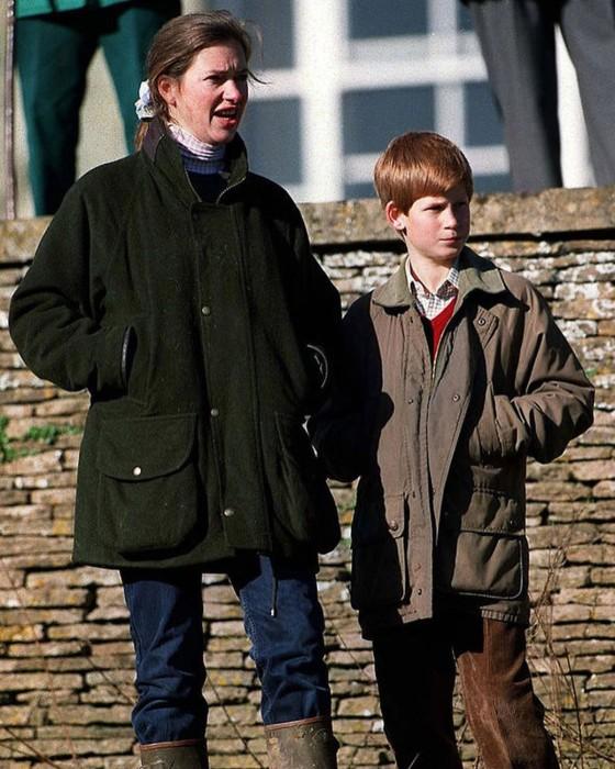 """Príncipe Harry rompe tradición que siguieron William y Kate con su niñera: """"Esto no es Mary Poppins"""""""