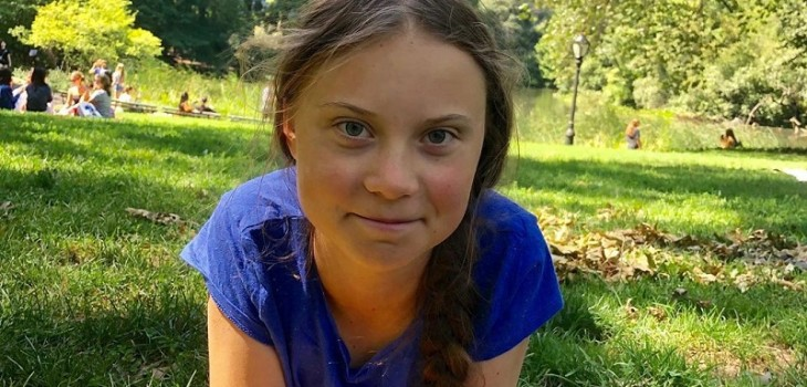 Greta Thunberg respondió a críticas por su condición