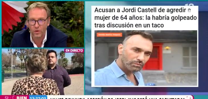 Mujer que denunció a Jordi Castell lanzó categórico testimonio