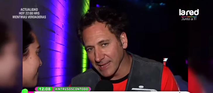 Juan Pablo Sáez dio explicaciones tras polémica por falsa publicidad en fiesta de Adrenalina