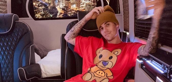 Justin Bieber se sincera al máximo en Instagram