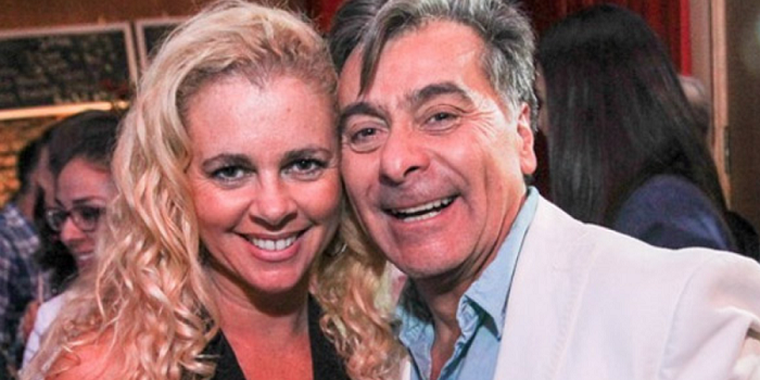Titi García-Huidobro y Patricio Torres terminaron su relación