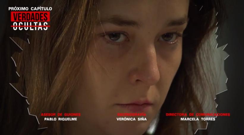 Escena de Verdades Ocultas avecina oscuro futuro para Javiera: tendría pensamientos suicida