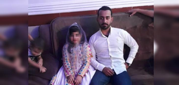 difunden video del matrimonio en India de hombre de 28 años con niña de 9