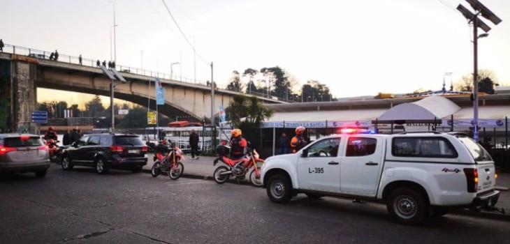 Hombre que llevaba casi un mes desaparecido en Valdivia fue encontrado muerto en pleno centro